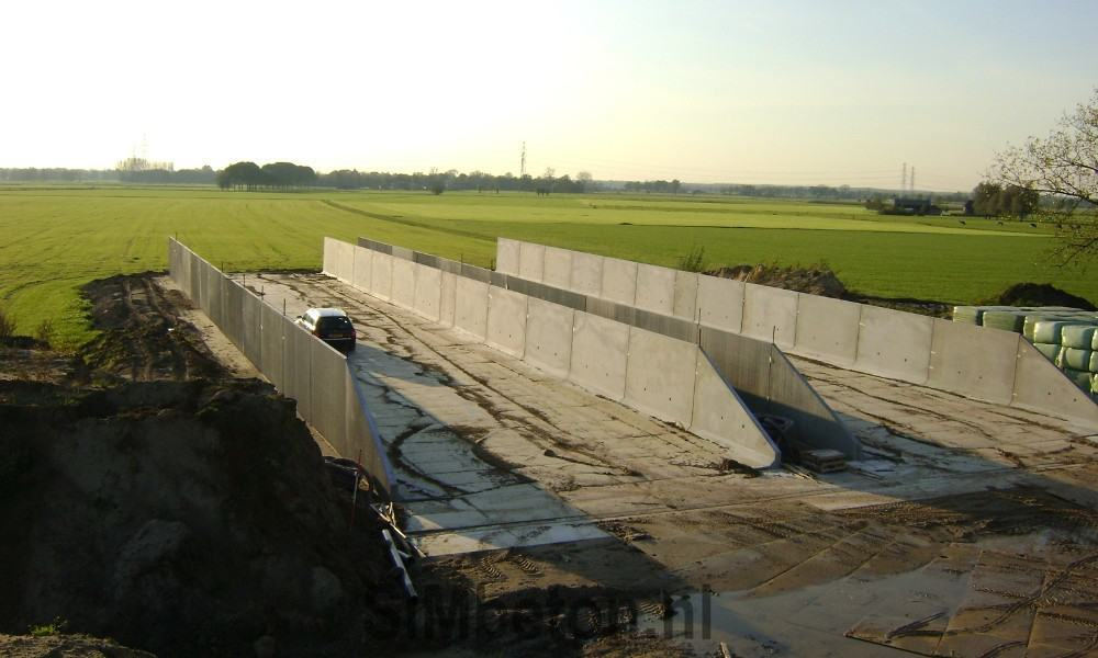Kuilplaat beton elementen en producten SIMBeton