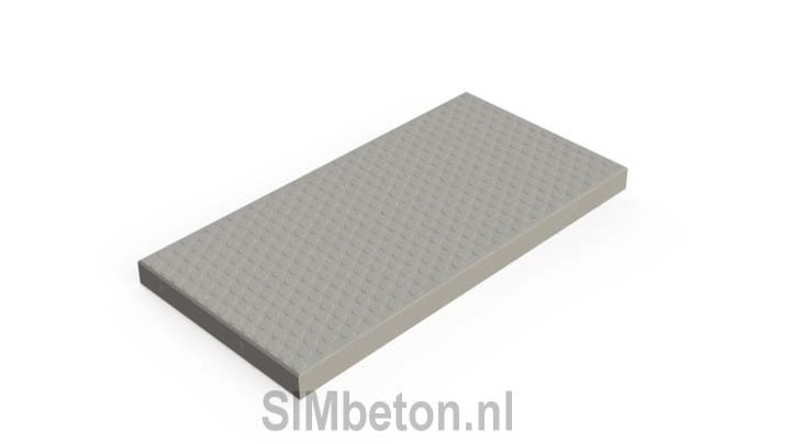 SIMnop® - Antislip betonplaten