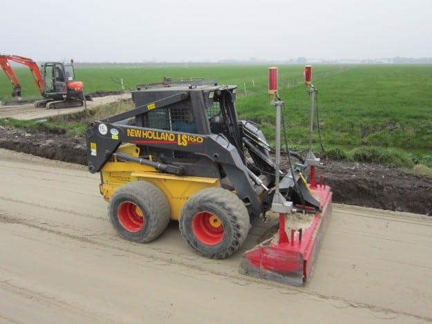 Hoe kunnen betonplaten worden gelegd? SIMBeton