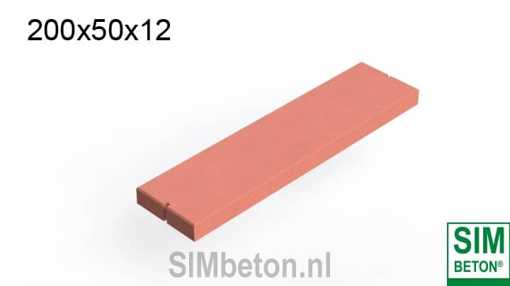 Gekleurde betonplaten Colore