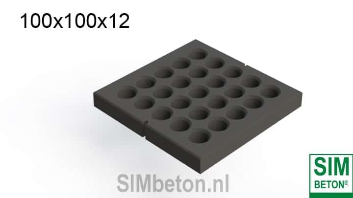 SIMgras® betonplaten