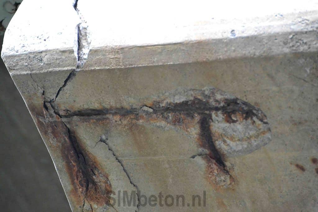 Oorzaak betonrot SIMBeton
