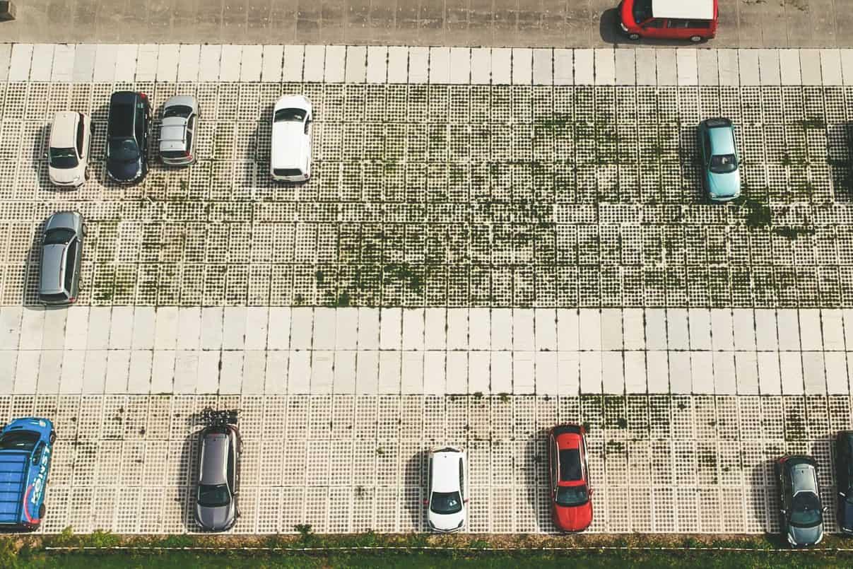 Parkeerplaats verharding, inspiratie project