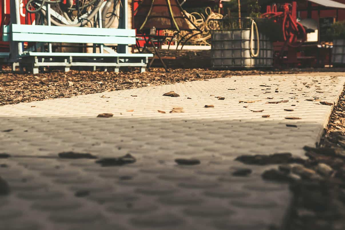 SIMnop® Antislip betonplaten